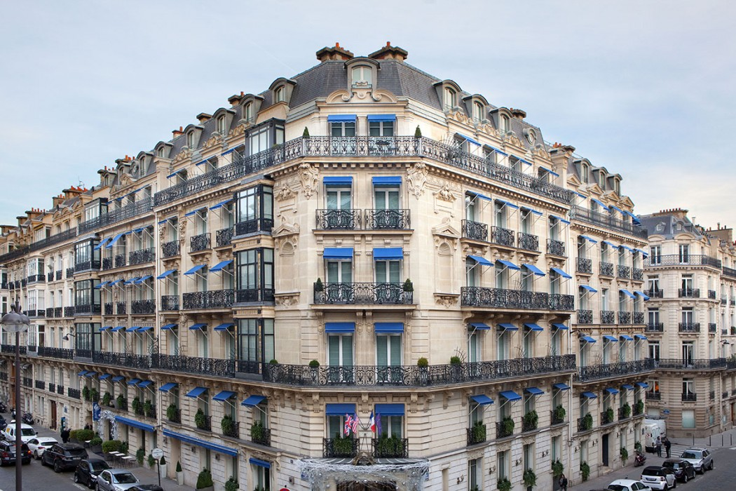 Paris luxury boutique hotel al sharkiah for Paris boutiques hotels